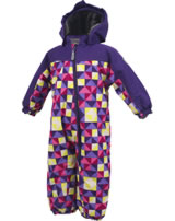 Color Kids Schnee-Overall KARLO MINI violet indigo 103727-04178
