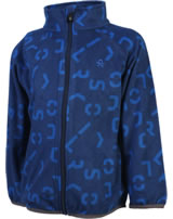 Color Kids Fleece-Jacke KASANDRA estate blue 103795-188