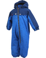 Color Kids Schnee-Overall KELBY Air Flor 8000 MINI estate blue 103725-188