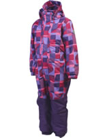 Color Kids Schnee-Overall KLEMENT rasberry 103749-0443