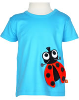 LipFish Shirt manches courtes Coccinelle scuba blue 43060