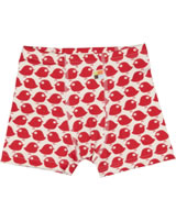 loud + proud Boxershorts BIRDS tomato 2050-to