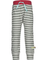 loud + proud Pantalon STRIPES olive 4051-oli GOTS