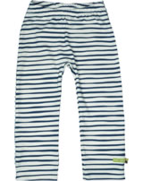 loud + proud Pantalon STRIPES ultramarin 4045-ul GOTS