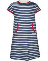 loud + proud Courroie de robe bande ultramarin 6015-ul GOTS