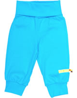 loud + proud Pantalon de survêtement BASIC aqua GOTS M401-aq
