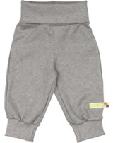 loud + proud Pantalon de survêtement BASIC grey GOTS M401-gr