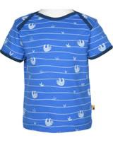 loud + proud Shirt short sleeve ALLOVER mint 1044-min GOTS