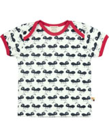 loud + proud Shirt manches courtes ANTS navy 2039-ny GOTS