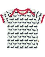 loud + proud T-Shirt Kurzarm AMEISEN navy 2039-ny GOTS