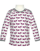 loud + proud T-Shirt Langarm AMEISEN orchid 2040-or GOTS