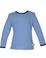 loud + proud Shirt long sleeve cobalt 1038-cob GOTS