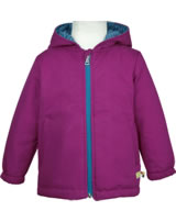 loud + proud Padded jacket Bionic Finish Eco orchid 3030-or GOTS