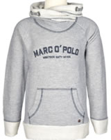 Marc O'Polo Sweatshirt Kids pebble gray 1744413-8816
