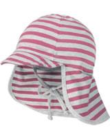 MaxiMo Mütze mit Umschlag Jungen denim Gr.51//53-55//57-57//59  NEU