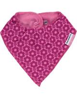 Maxomorra Dreieck-Halstuch BLUME pink M8AW-S348-D3166