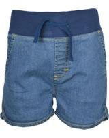 Maxomorra Jeans-Shorts Pants medium light wash GOTS M534-C3363