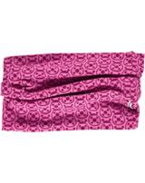 Maxomorra Loop Schlauchschal MARIENKÄFER rose pink M347-D3221 GOTS
