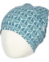 Maxomorra Hat Regular SAIL BOAT blue M388-D3239 GOTS