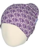 Maxomorra Hat Regular TOUCAN pourpre M388-D3238 GOTS