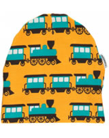 Maxomorra Mütze Beanie ZUG orange SP17-M059-D094 GOTS