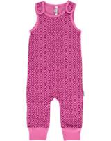 Maxomorra Strampler Spieler MARIENKÄFER rose pink M341-D3221 GOTS