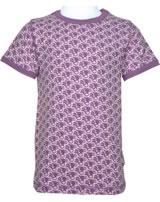 Maxomorra T-Shirt Kurzarm TUKAN lila/rosa M336-D3238