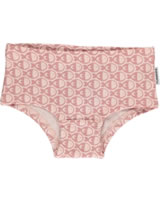 Maxomorra Briefs Hipster FISH pink M350-D3241 GOTS
