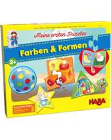 HABA Meine ersten Puzzles - Farben und Formen 304477