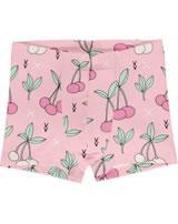 Meyadey Boxer Shorts CHERRY KISS pink GOTS D3390-M466