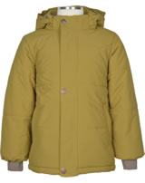 Mini A Ture Funktions-Winterjacke m. Kapuze WESSEL dried tobacco 1193109700-875