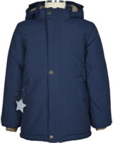 Mini A Ture Funktions-Winterjacke m. Kapuze WESSEL peacoat blue 1193109700-590