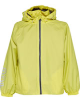 Minymo Regen-Jacke ECHO 55 5000mm yellow sheen 160155-3010