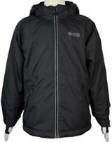 Minymo Schnee-Jacke mit Kapuze BASIC 53 8000mm black 3753-1060