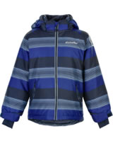 Minymo Snow jacket with hood OXFORD 8000 mm placic blue 160447-7490