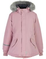 Minymo Snow jacket with hood TUSSOR zephyr 160425-5906