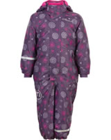 Minymo Snowsuit OXFORD 8000mm loganberry 160446-6730