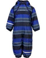 Minymo Schneeanzug Schneeoverall OXFORD 8000mm placid blue 160445-7490