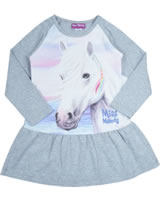 Miss Melody Robe manche longes White Horse grey mottled 84038-217