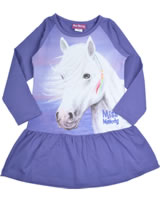 Miss Melody Robe manche longes White Horse purple 84038-930