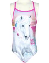 Miss Melody swimsuit WHITE HORSE WEISSES PFERD aurora pink 88838-837
