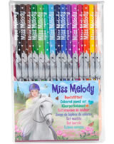 Miss Melody Coloured pencil Set