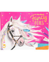Miss Melody colouring book Fancy Foils