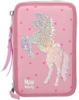 Design; Neu Novel Miss Melody In Shopper Tasche Pferde