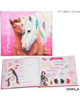 Miss Melody Friendship book - german version