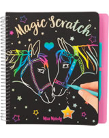 Miss Melody Malbuch Magic Scratch Sterne