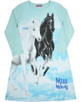 Miss Melody Nachthemd Langarm Traumpferde plume 98892-609