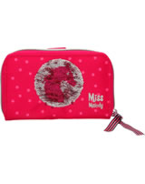 Miss Melody purse sequins pink