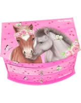 Miss Melody jewelry case foals pink