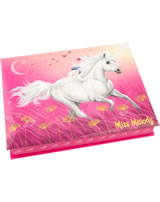 Miss Melody paper box wit stationary